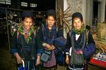 women of the Black Hmong tribe