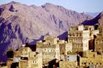 a town in Hajja Province