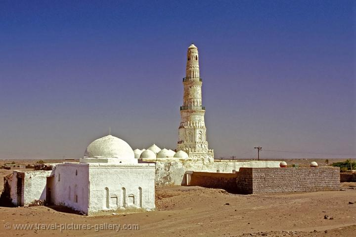 Travel Pictures Gallery- Yemen-0051- Al-Makha, mosque Pictures