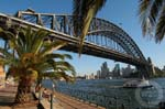 Australia - Sydney - harbour bridge
