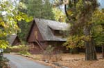 cosy cabins and lodges in Yosemite Village